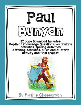 Scott Foresman Reading Street: Paul Bunyan