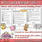 Scott Foresman Reading Street Roll & Read Fluency Practice Unit 1