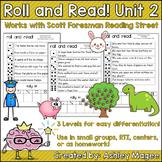 Scott Foresman Reading Street Roll & Read Fluency Practice Unit 2