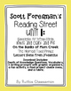 Scott Foresman Reading Street Unit 1,2 &3 Depth of Knowled