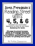 Scott Foresman Reading Street Units 4, 5, & 6 COMPLETE