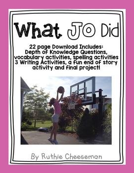 Scott Foresman Reading Street: What Jo Did