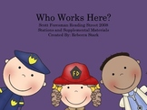 Reading Street's Who Works Here Stations and Supplemental