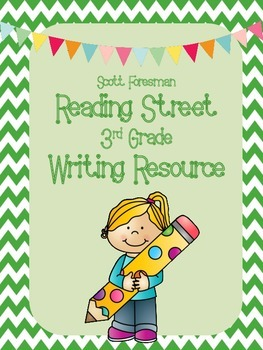Scott Foresman Reading Street Writing Resource **Common Core**