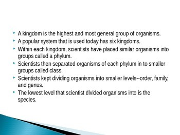 Scott Foresman Science Chapter 1 section 1 Power Point