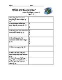 Scott Foresman- Science- Grade 3- Ch. 3: Plants & Animals-