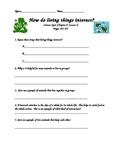 Scott Foresman- Science- Grade 3- Ch.4: Plants & Animals -Lesson 1 Quiz
