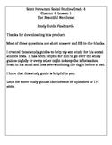 Scott Foresman Social Studies Grade 4 Chapter 4 Lesson 1 Study Guide