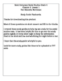 Scott Foresman Social Studies Grade 4 Chapter 4 Lesson 1 S