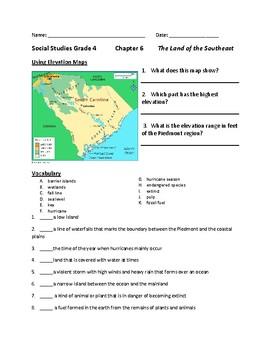 Scott Foresman Social Studies Grade 3 Worksheets & Teaching