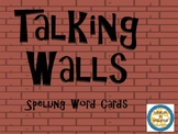 Scott Foresman Talking Walls Spelling Cards