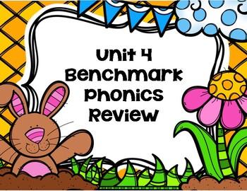 Scott Foresman Unit 4 Phonics Memory Game