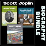 Scott Joplin BIOGRAPHY Bundle
