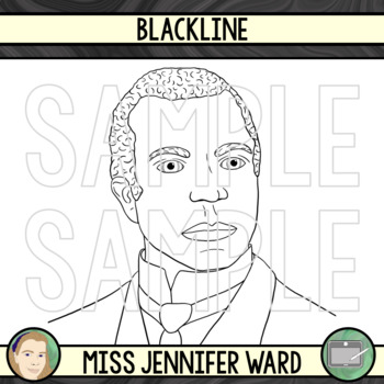 Scott Joplin Clip Art