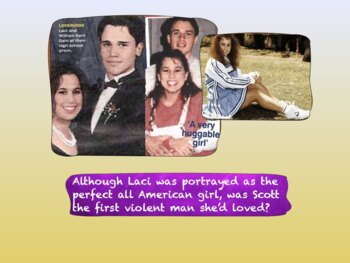 Scott Peterson & Murder of Pregnant Wife Laci - 71 Slides