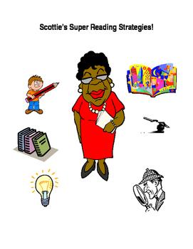 Scottie's Super Reading Strategies