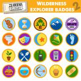 Scout Badges clipart Scout clipart Wilderness Explorer Bad