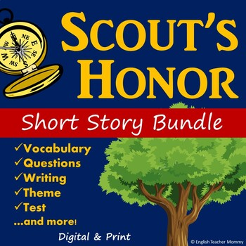 Scout's Honor Story Activities