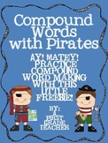 Scouting Out Compound Words FREEBIE!