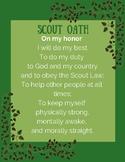 Scouts BSA Cub Scout Oath