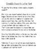 Scrabble Cheez-it Letter Hunt