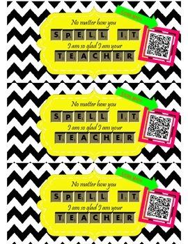 Scrabble Cheez-its Bag Topper/Bookmark