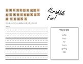 Scrabble Fun Sight Words!