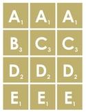 Scrabble Letters Printable