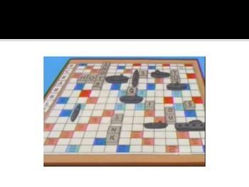 Scrabble Ship