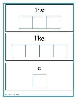 Scrabble Sight Words