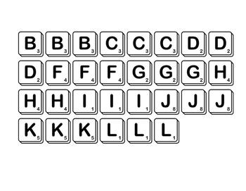 Scrabble Spelling Challenge