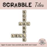 Scrabble Tiles #luckydeals