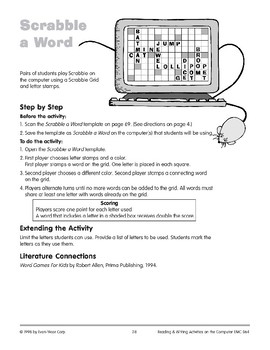 Scrabble a Word