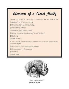 Scraelings Novel Study