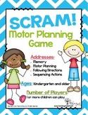 Scram! Motor Planning game