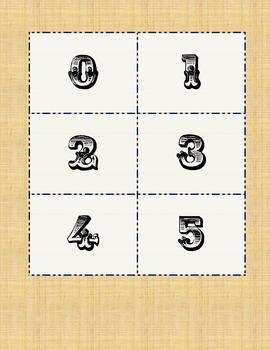Scramble- A math game