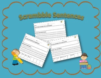 Scramble Sentences