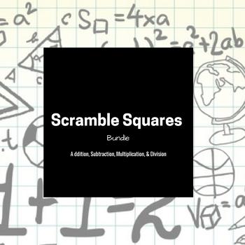 Scramble Square Bundle