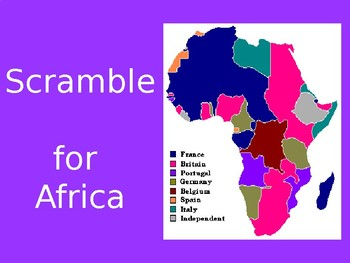 Scramble for Africa