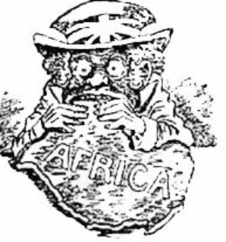 Scramble for Africa / Boer War Powerpoint