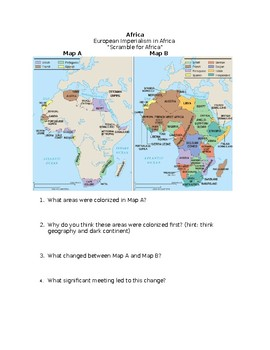 Scramble for Africa: European Imperialism in Africa