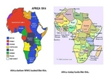 Scramble for Africa Power point information