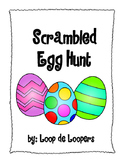 Scrambled Egg Hunt