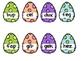 Scrambled Eggs A Differentiated Nonsense/CVC/CCVC/CVCC Game