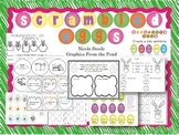 Scrambled Eggs Literacy and Math