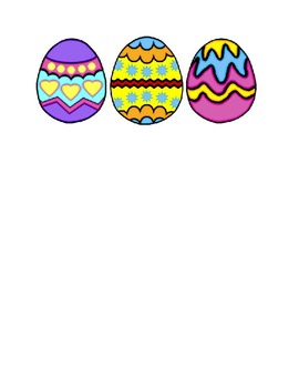 Scrambled Eggs Spelling