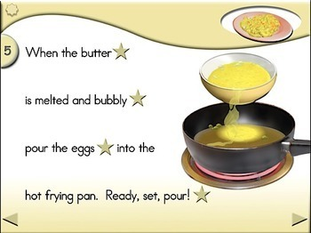 Scrambled Eggs for Two - Animated Step-by-Step Recipe