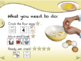 Scrambled Eggs for Two - Animated Step-by-Step Recipe SymbolStix