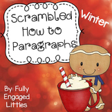 Scrambled How To Paragraphs Winter