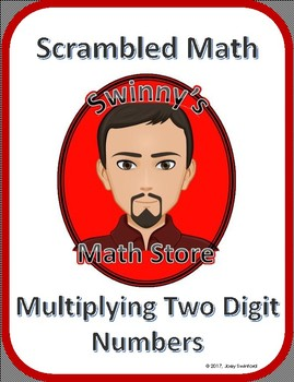Scrambled Math: Multiplying Two Digit Numbers